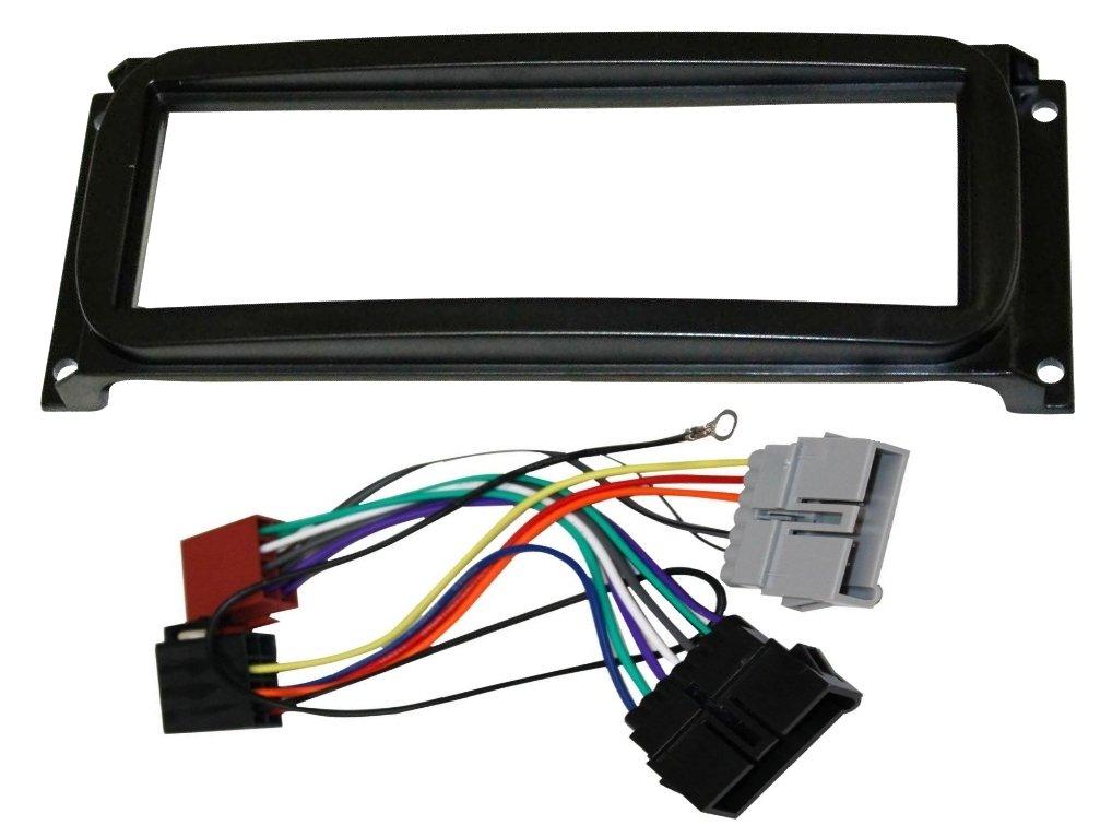 Aerzetix 3800946602651 Kit Car Radio Adaptor Frame Beams Aerzetix Eood