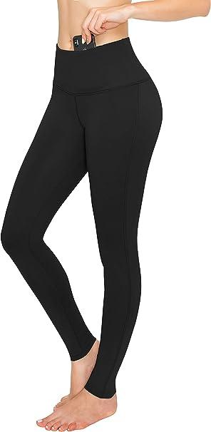 Amazon.com: ALWAYS Leggings Mujer Alta Cintura - Premium ...