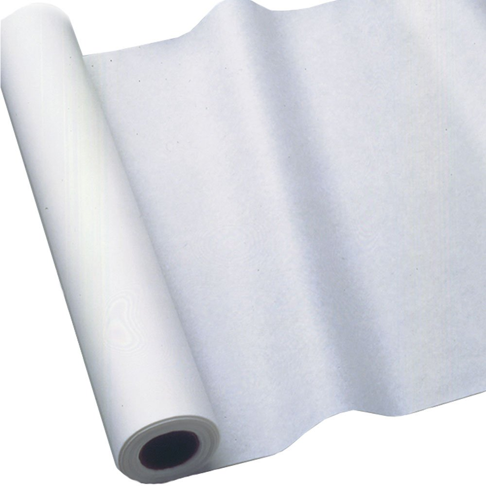 PDC Healthcare PP-213 Table Paper, Premium, Smooth, 21'' x 260'', White (Pack of 12)
