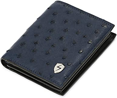 Rfid Blocking Genuine Leather Wallet Men Excellent Travel Credit Card Case Wallets Protector Money