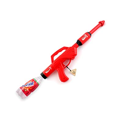 Water Cola Fight Blaster Super Soaker Gun Fits Screw Top Bottles Toys: Toys & Games [5Bkhe0805386]