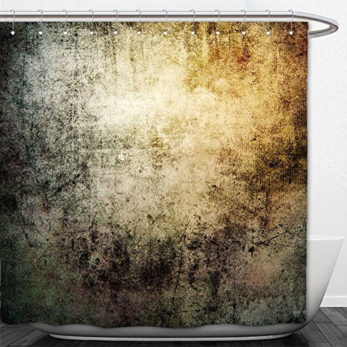 Beshowere Shower Curtain grunge wallpaper