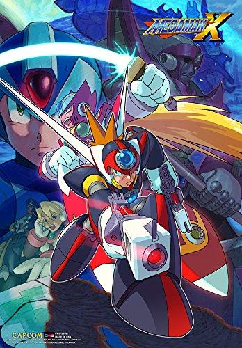 CWS Media Group CWS-26567 Mega Man X