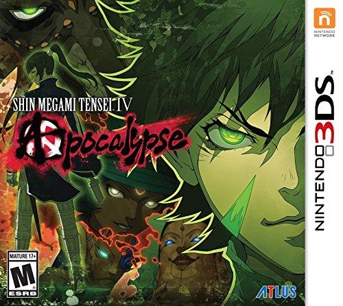 Shin Megami Tensei IV: Apocalypse - Nintendo 3DS (Persona 4 Best Fusions)