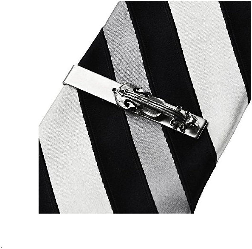 Quality Handcrafts Guaranteed Cello Tie Clip