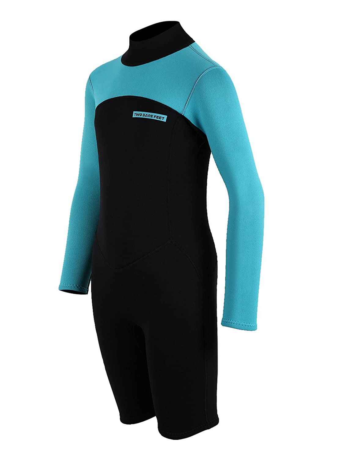 ... Thunderclap 2.5mm Thick Neoprene Long Sleeve Shorty Wetsuit Watersports  larger image 15e684e1d