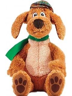 8b13529cb14 Amazon.com  Go Games Snoozimals 20in Dog Yellow Plush