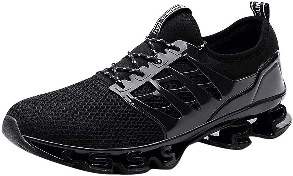Zapatillas de Running para Hombre ZARLLE Zapatos de Gimnasia para ...