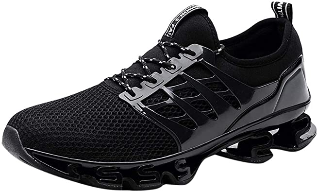 JiaMeng Zapatillas Running para Hombre Aire Libre y Deporte ...