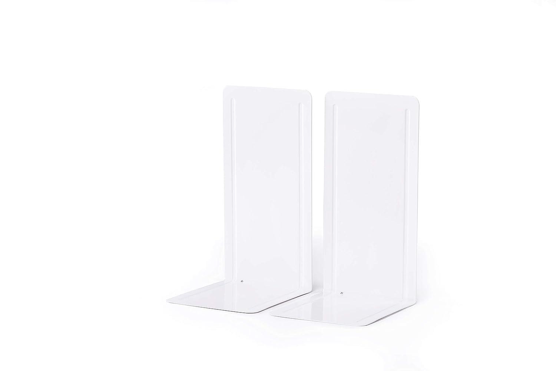 MAUL Small Filing Ends. White fermalibro Bianco Metallo 3543002