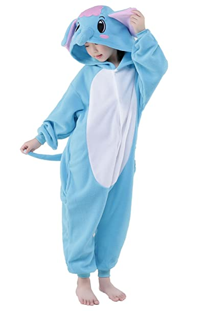 Halloween Child Pajamas Animal Cosplay Costume Anime Makeup Partywear Jumpsuit Outfit (XS-85(  sc 1 st  Amazon.com & Amazon.com: Halloween Child Pajamas Animal Cosplay Costume Anime ...