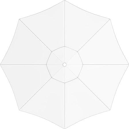 3,5 m   Round Cream paramondo Canopy for parapenda Cantilever Parasol Umbrella