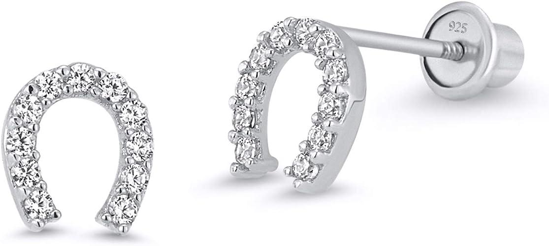 Mia Diamonds 14k White Gold 2.5mm Lightweight Round Hoop Earrings
