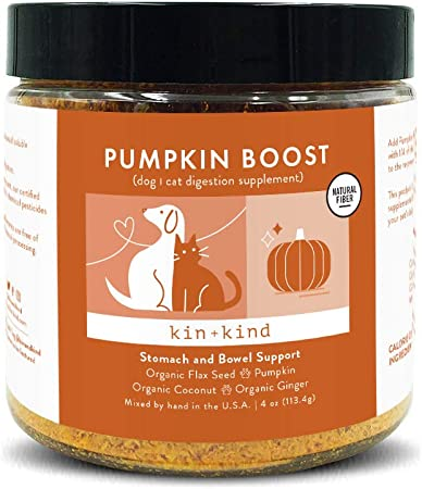pumpkin for dogs stomach