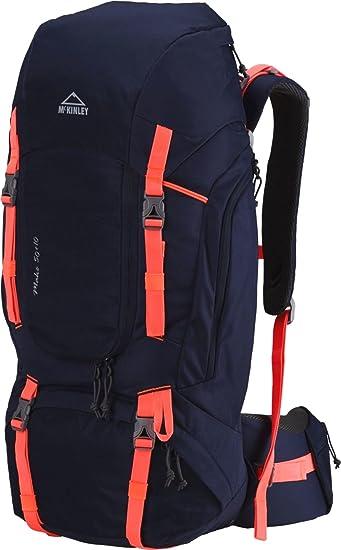 f6006bfe2996a McKINLEY Damen Outdoor-Rucksack Make 50 +10 W navy blau peach ...