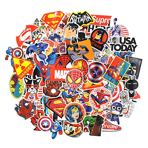 ZONTOR Stickers,100pcs Cool Vinyls Graffiti Stickers for Per