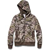 Under Armour Women's UA Camo Full-Zip Hoodie