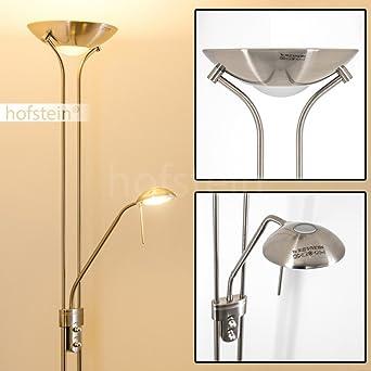 Lampadaire LED 3000 K 1700 lm 1 x 20 W Amazon Luminaires et