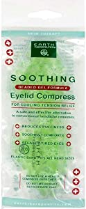 Soothing Eyelid Compress Earth Therapeutics 1 Pack