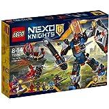 限定品 LEGO レゴ ネックスナイツ 2016後半 バトルメカ ブラックナイツ The Black Knight Mech 70326 [並行輸入品]