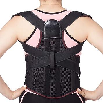 Humpback Posture Corrector Brace Lumbar Orthosis Brace Shoulder Back  Support Belt Clavicle Support