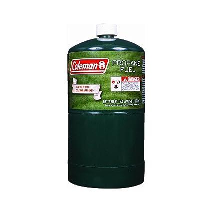 Coleman 333264 Propane Fuel Pressurized Cylinder, 16 4 Oz