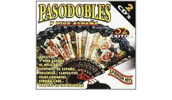 Pasodobles Y Viva España: Banda de la Real Feria: Amazon.es: Música