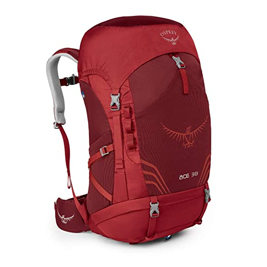 e54412bcaa3b Amazon.com   Osprey Unisex-Kid s Ace 38