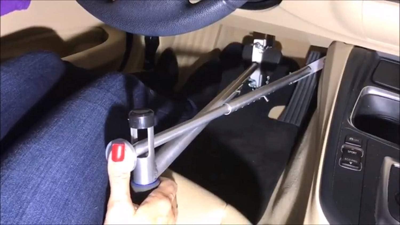 QuicStick Hand Controls Disabled Driving Handicap Aid