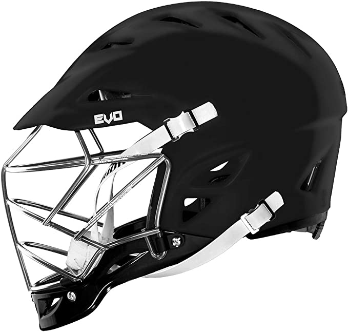 Warrior Burn Matte Lacrosse Helmet - Unmatched Safety and Comfort
