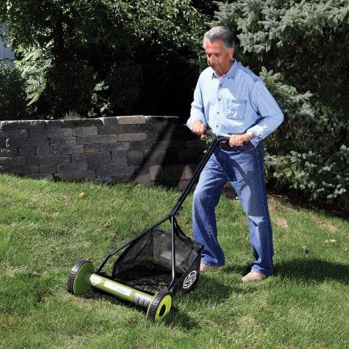 Sun Joe MJ500M Mow Joe 16 Inch Walk Behind Lawn Mowers