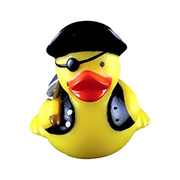 12 Pirate Rubber Ducks Birthday Party Baby Shower Choose Your Style!