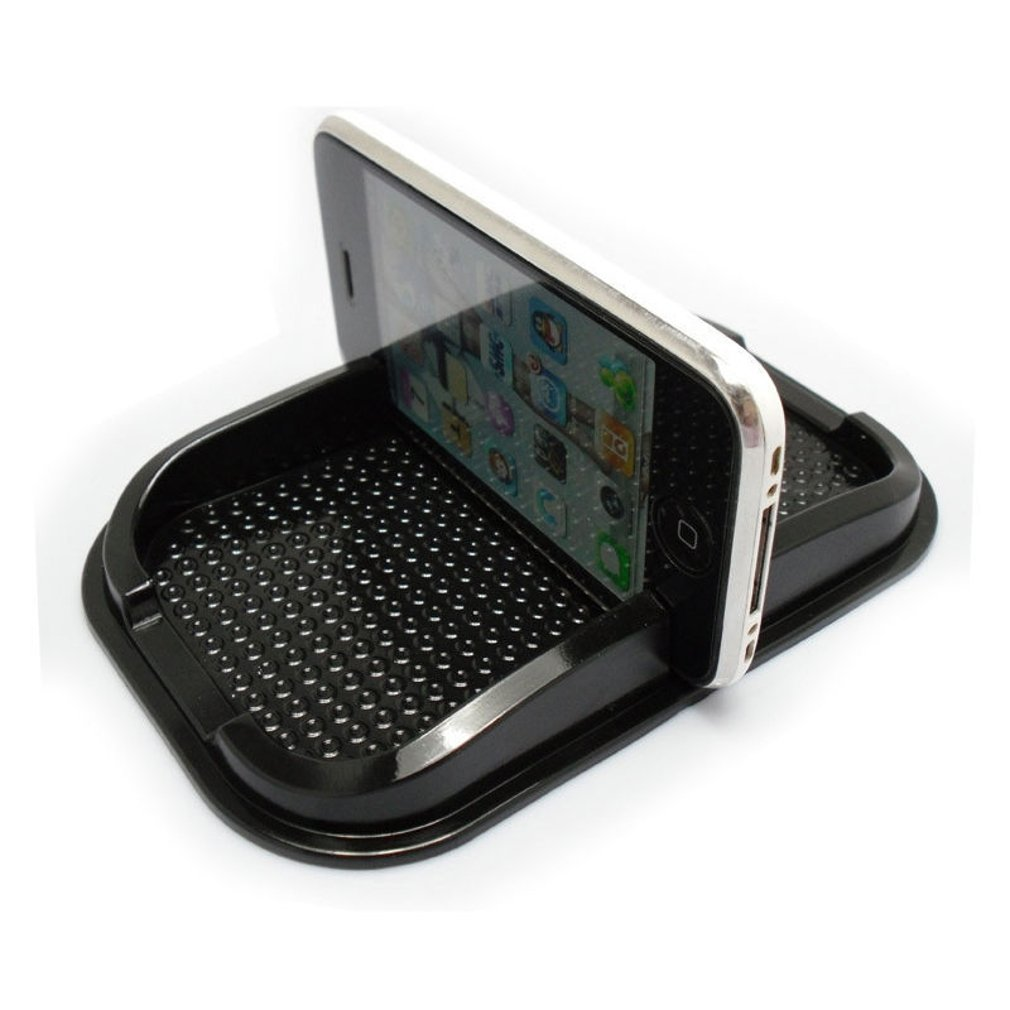 Black Keys Phones Lilware Antislip Flatbed Mat for Car Dashboard or Any Other Surface and Other Small Items Miscellaneous Equipment Holder