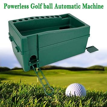 Amazon.com: Dispensador de pelotas de golf TFCFL gris ...