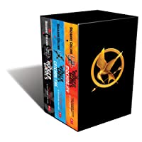 Hunger Games Trilogy - 3 Books Collection Set