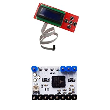 SM SunniMix 1X Controlador Inteligente LCD para Impresora 3D con ...