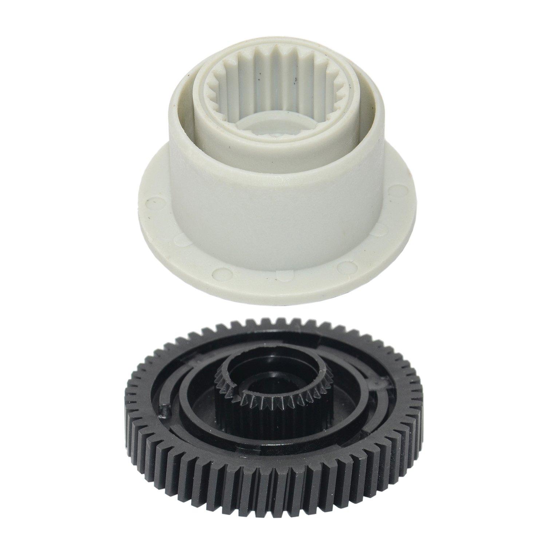 Gear Box Servo Actuator Motor Transfer Case Kit for BMW X3 E83 X5 E53 Land Rover Discovery LR3 LR4 27107566296GR 1645400188 GELUOXI