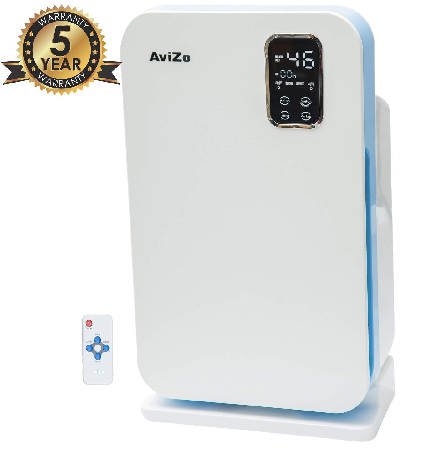 AviZo A1606 Room Air Purifier