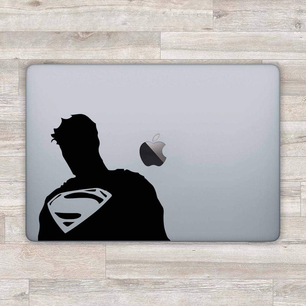Superman MacBook Decal Superhero MacBook Sticker MacBook Pro