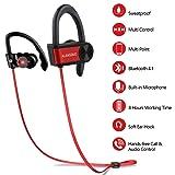 Bluetooth Headphones Wireless, ALANGDUO Wireless