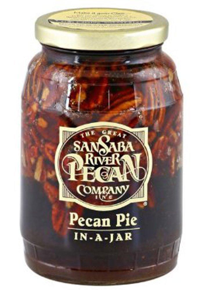The Great SanSaba River Pecan Company 22-oz. Pecan Pie In A Jar