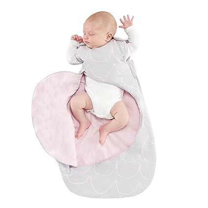 snuzpouch Designz saco de dormir 1,0 tog – Rosa Wave