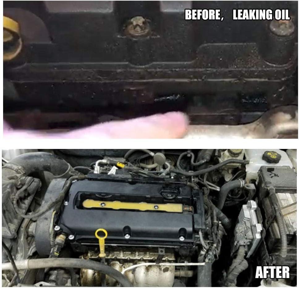 RYANSTAR Engine Valve Cover Camshaft Rocker Cover Replace 55564395 55558673 for Chevrolet Pontiac Saturn Cruze Sonic 1.8L 1.6L