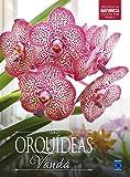capa de Orquídeas Vanda - Coleção Rubi. Volume 3
