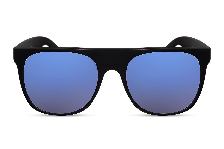 Cheapass Occhiali da Sole Grandi Trendy Colorati Occhiali per Ragazzi e Uomini. UV400 Protetti 53909 19925