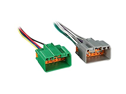 metra 70 9221 radio wiring harness for select volvo 97 07 GM Wiring Harness