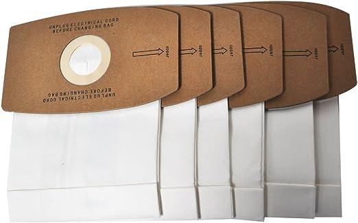 Generic Riccar Super Quick Ultrafiltration Vacuum Bags 6 Pack RSQ-6