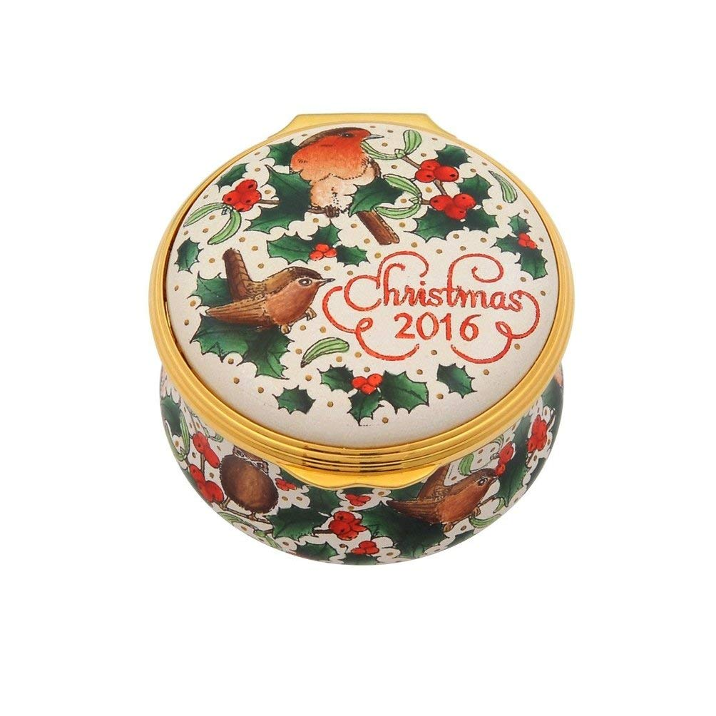 Halcyon Days Christmas Box 2016