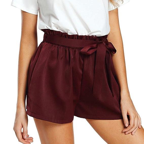 mehr Fotos Schuhe für billige glatt Bekleidung Damen AMUSTER Damen Hosen Shorts Kurze Hosen ...