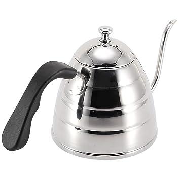 Vogvigo Kaffee-Schwanenhals-Kessel, Edelstahl, langer Auslauf ...